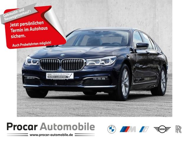 BMW 730d xDrive Innovationsp.+Navi Prof.+Head-Up+AHK, Jahr 2018, Diesel