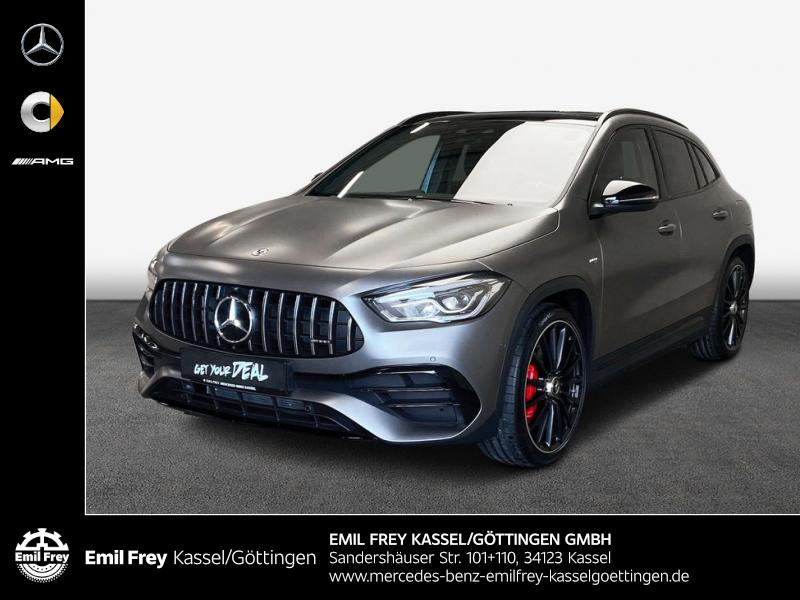 Mercedes-Benz AMG GLA 45 S 4Matic+ AMG Speedshift DCT 8G, Jahr 2021, Benzin