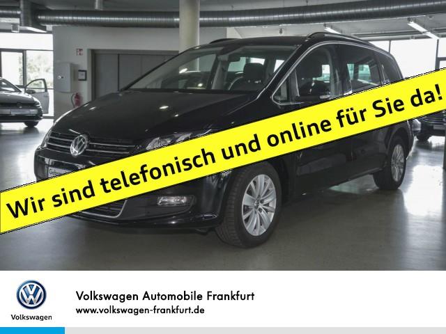 Volkswagen Sharan 2.0 TDI DSG Comfortline Klima Einparkhilfe Bi-Xenon-Scheinwerfer SHARAN CLBMT 110 TDID6F, Jahr 2019, Diesel