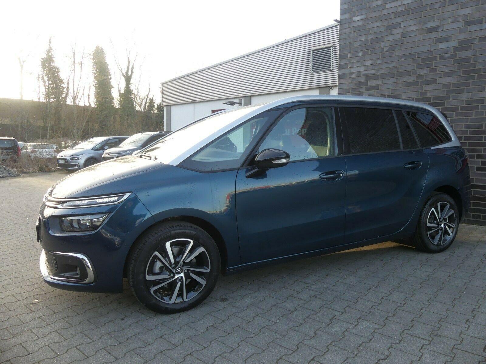 Citroën Grand C4 Spacetourer BlueHDi 160 EAT8 Shine Pack, Jahr 2021, Diesel
