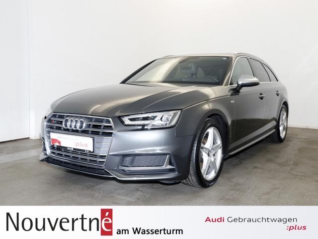 Audi S4 Avant 3.0 TFSI quattro AHK OpenSky NaviPlus, Jahr 2017, Benzin