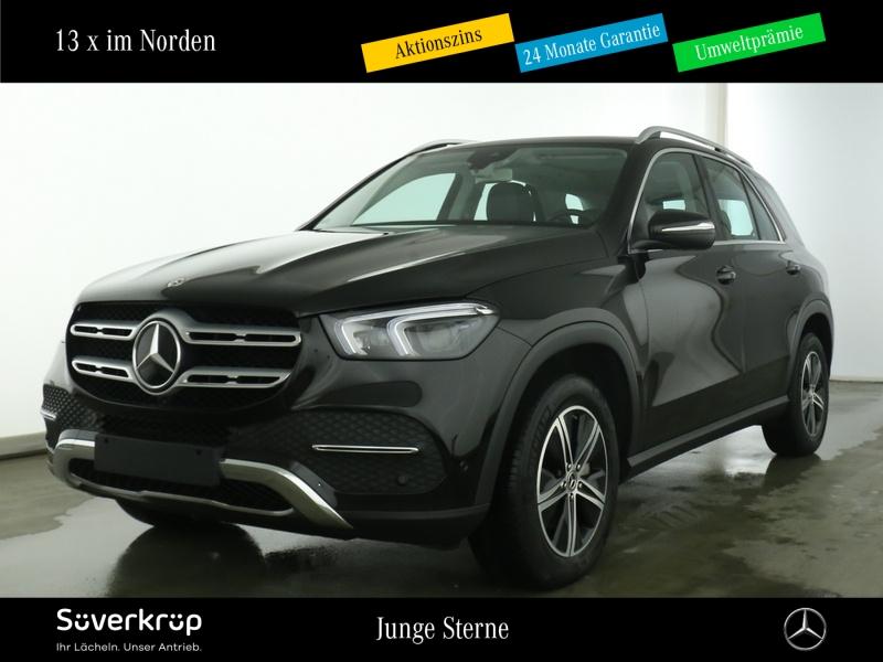 Mercedes-Benz GLE 300 d 4M Multibeam+Panorama+MBUX+Kamera+PDC+, Jahr 2019, Diesel