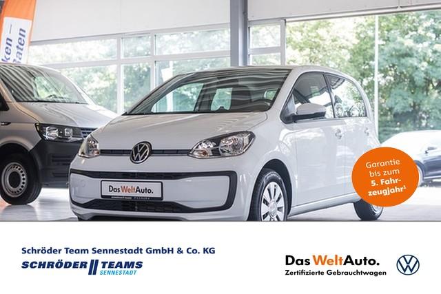 Volkswagen up! move up! 1.0, Jahr 2020, Benzin