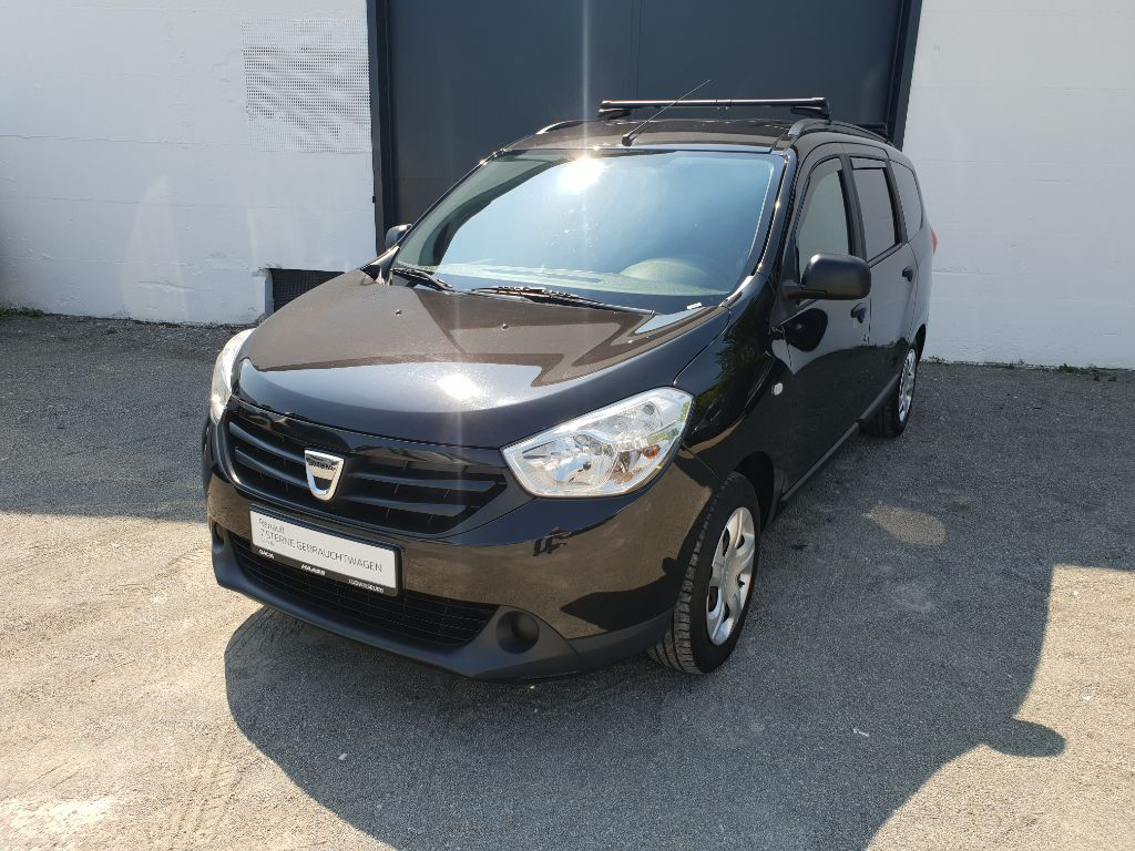 Dacia Lodgy TCe 115 Ambiance, Jahr 2013, Benzin