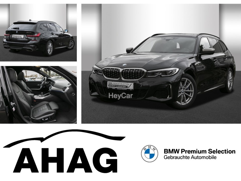 BMW M340i xDrive Touring Auto Innovationsp. Panorama, Jahr 2020, Benzin