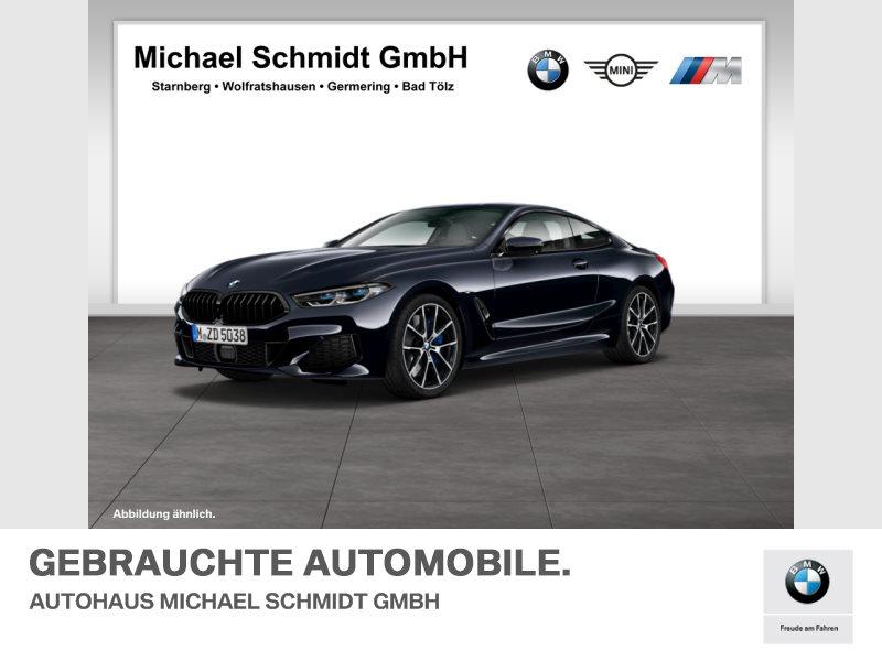 BMW 840 M SPORTPAKET+STANDHEIZUNG+DAB+DAB+ACC+ WLAN, Jahr 2019, Diesel