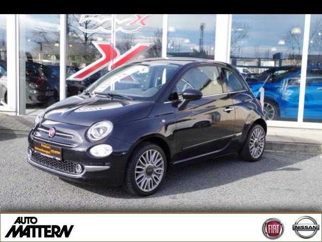 Fiat 500 1.2 8V Lounge 1.Hand, Jahr 2016, Benzin