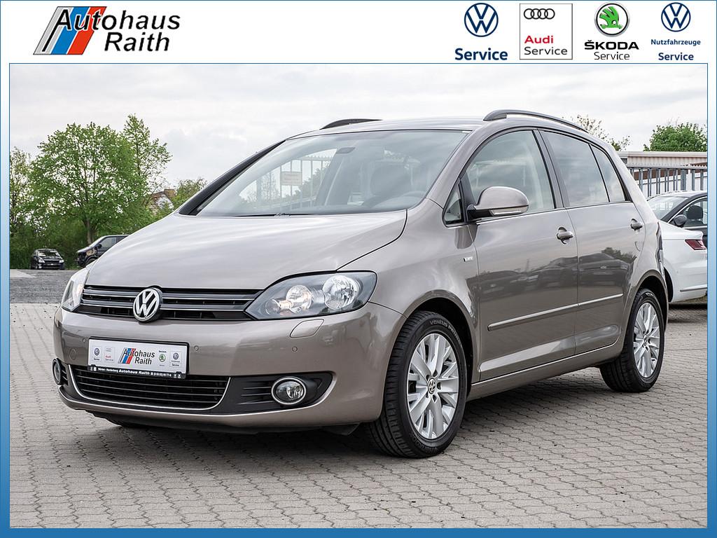 Volkswagen Golf Plus 1.6 TDI Life AHK/SHZ/PDC, Jahr 2013, Diesel