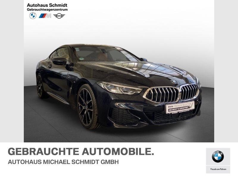 BMW 840d xDrive M SPORTPAKET+B&W+CLARITY+INTEGRAL+, Jahr 2020, Diesel