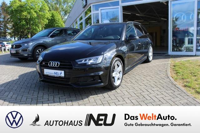 Audi S4 Avant 3.0 TFSI quattro Leder,Matrix,B & O, Jahr 2017, Benzin