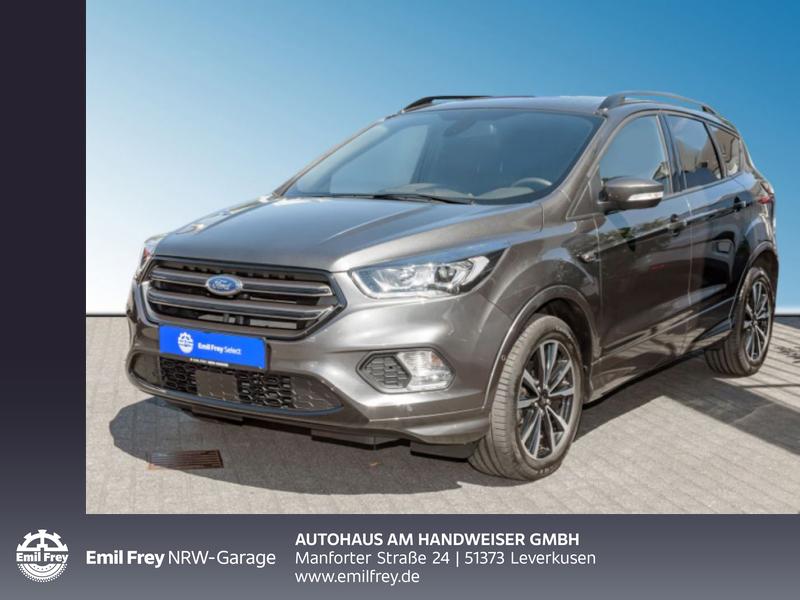 Ford Kuga 1.5 EB 2x4 ST-Line, Navi, Klima, Shz, Jahr 2017, Benzin