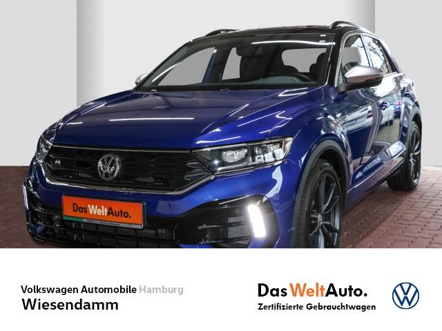 Volkswagen T-Roc R 2.0 TSI DSG 4M Klima EGD Leder LED Navi Akrapovic Auspuffanlage Performance, Jahr 2019, Benzin