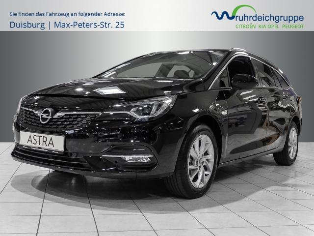 Opel Astra Elegance ST 1.2 Navi Rückfahrkam. LED PDCv+h, Jahr 2020, Benzin