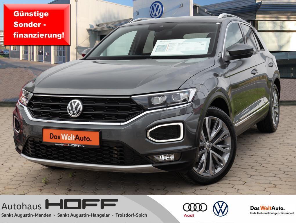 Volkswagen T-Roc 2.0 TSI DSG 4M Sport LED AHK, Jahr 2018, Benzin