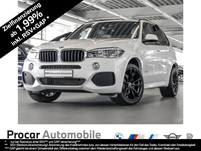 BMW X5 xDrive30d M Sport Head-Up LED H/K Soft-Close, Jahr 2018, Diesel