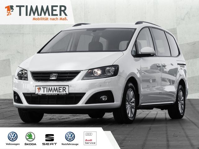 Seat Alhambra 2.0 TDI Style *DSG *AHK *EL SCHIEBETÜRE, Jahr 2017, Diesel