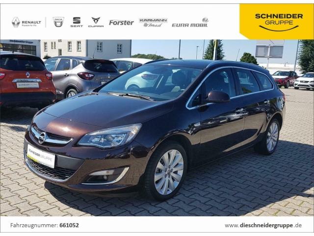 Opel Astra J 1.6 Innovation PDC, Jahr 2013, Benzin