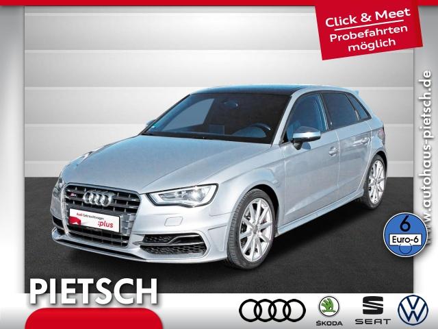 Audi S3 Sportback 2.0 TFSI quattro - Xenon Pano, Jahr 2014, Benzin