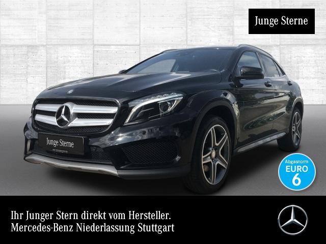 Mercedes-Benz GLA 220 d 4M AMG Xenon Kamera Navi Spurhalt-Ass, Jahr 2016, Diesel