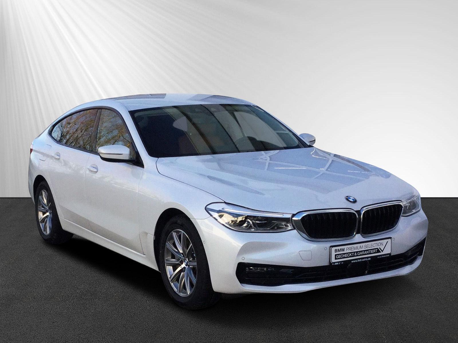 BMW 630 Gran Turismo GT Leas. ab 410,- br. o. Anz., Jahr 2018, diesel