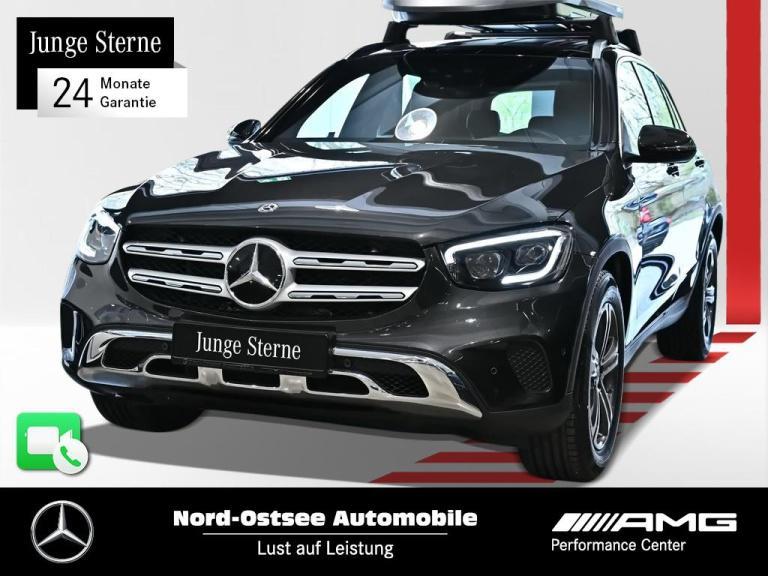 Mercedes-Benz GLC 220 d 4M Exclusive Pano AHK Kamera Multibeam, Jahr 2020, Diesel
