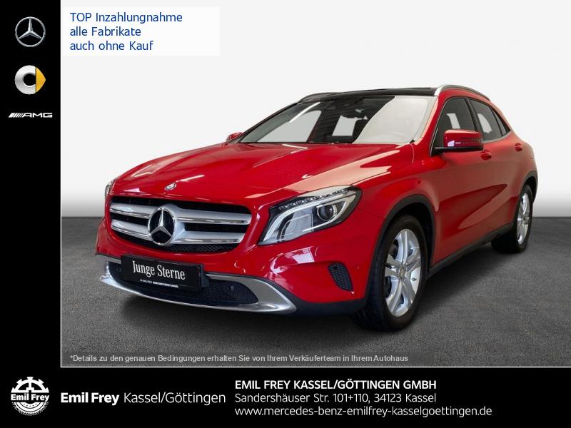 Mercedes-Benz GLA 250 7G-DCT Urban+COMAND+Pano+BiXenon+EasyPack, Jahr 2017, Benzin