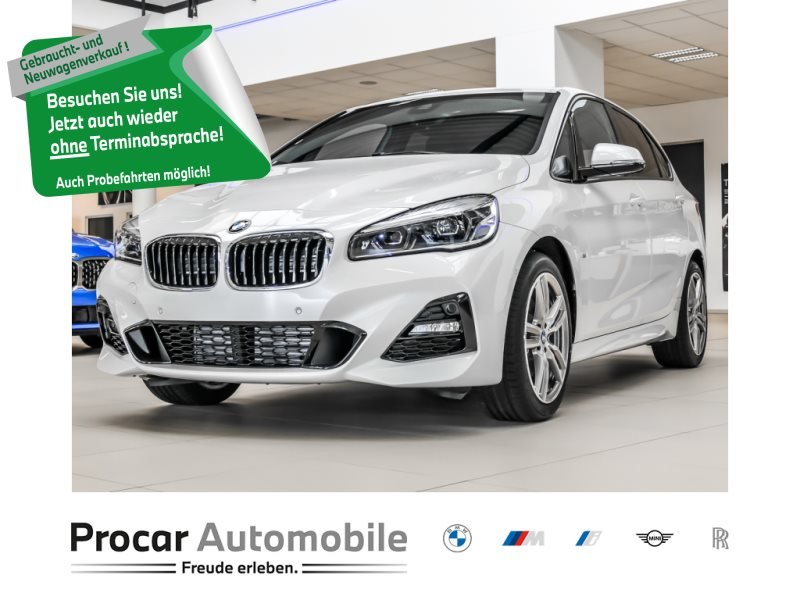 BMW 220d xDrive A Sportpaket Head-Up DAB LED Shz, Jahr 2021, Diesel