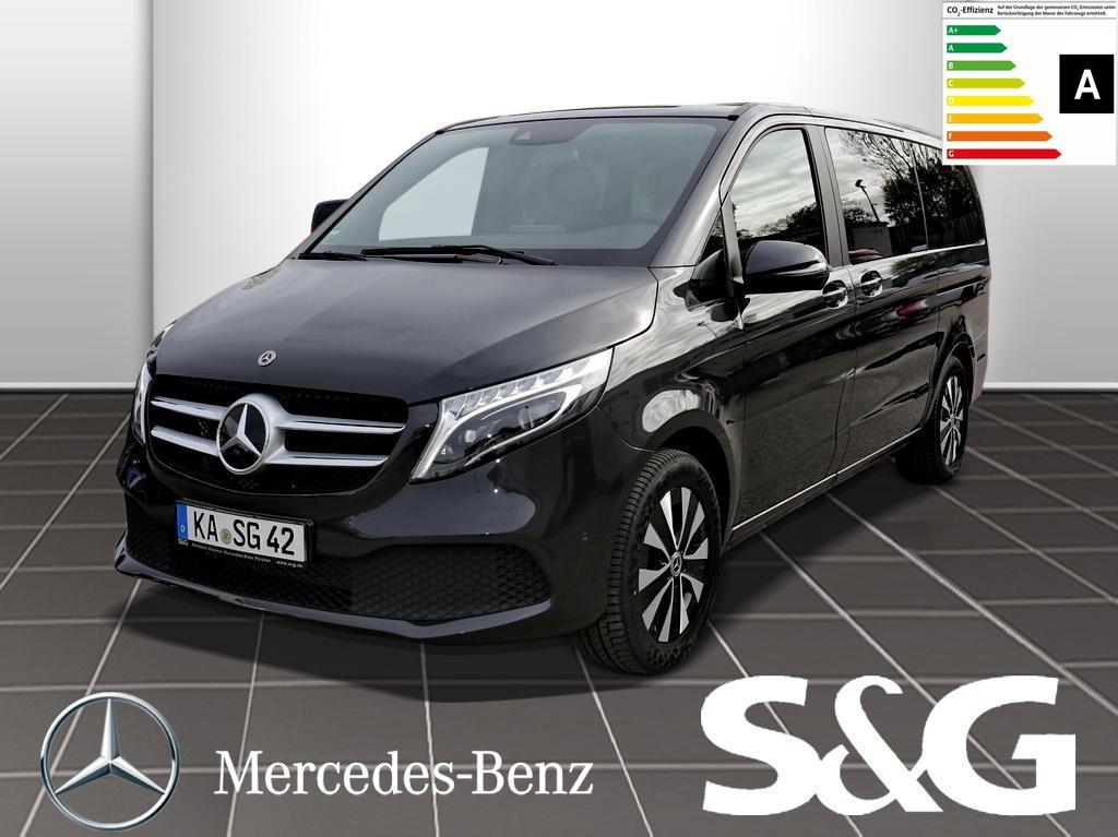 Mercedes-Benz V 300 d EDITION Lang AHK, Jahr 2019, Diesel