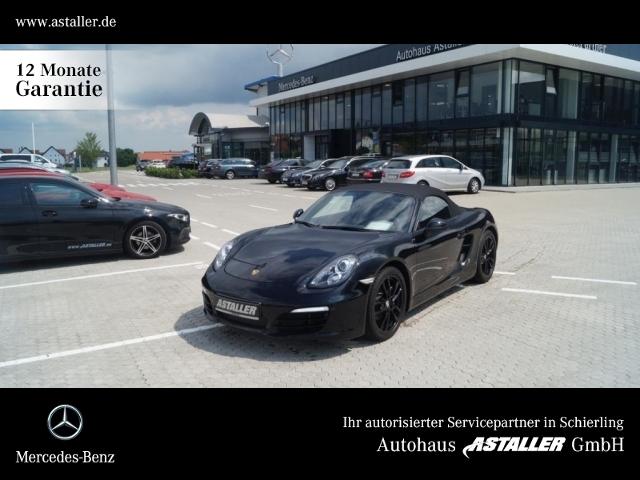 Porsche Boxster 2.7 Soundsys+19''+PCM DVD Navi+PDK+Parka, Jahr 2013, Benzin