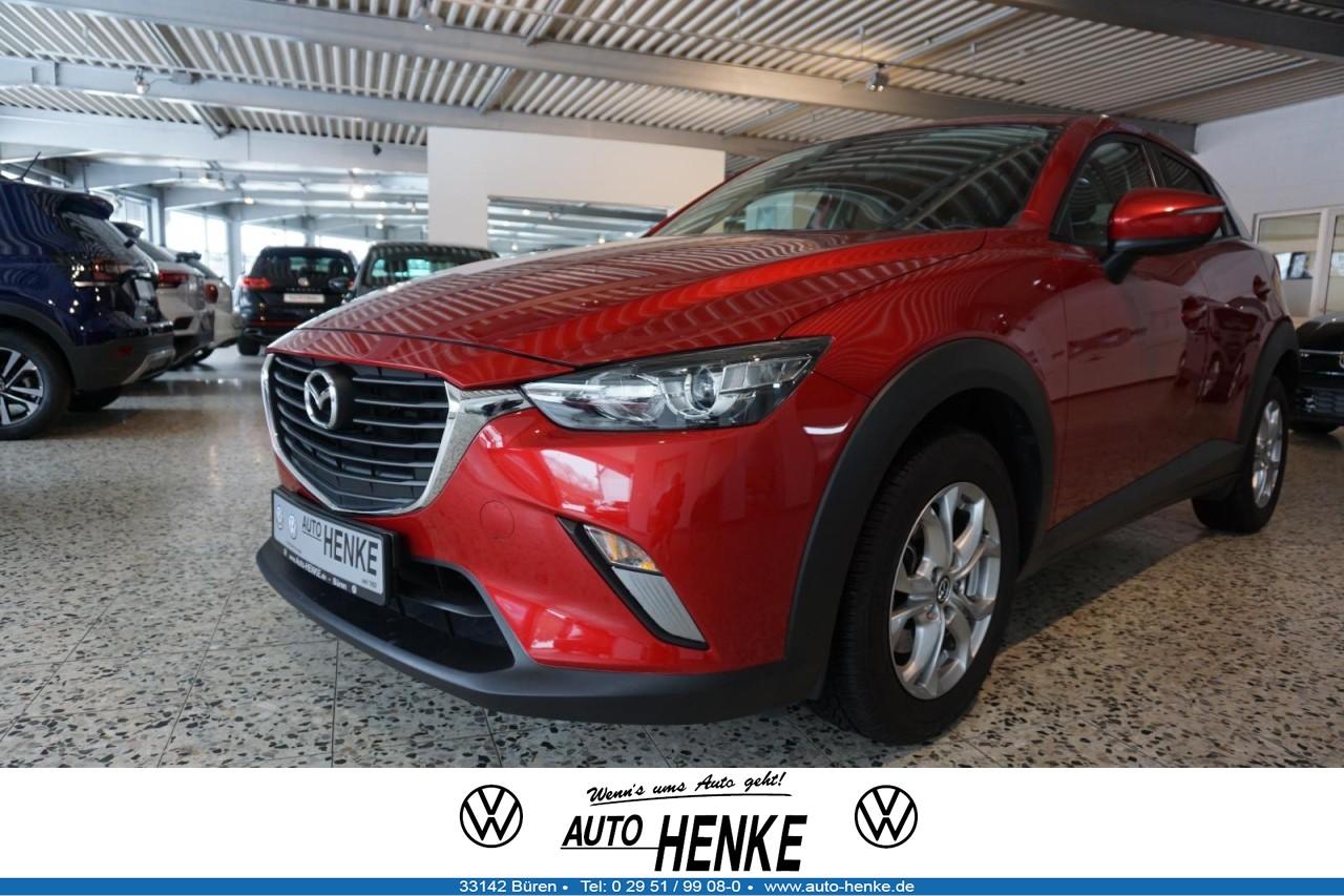 Mazda CX-3 2.0 Center-Line / SKYACTIV-G 120 Klima, Jahr 2016, Benzin