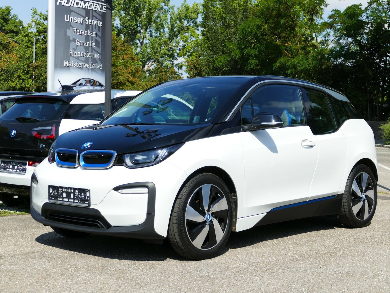 BMW i3 eDrive 94Ah Facelift NaviProf LED Wärmepumpe, Jahr 2018, Elektro