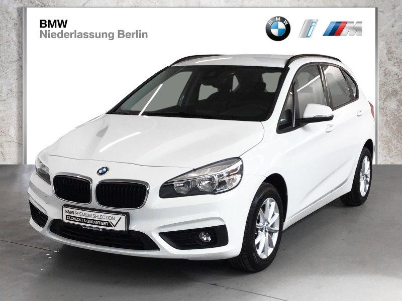 BMW 216i Active Tourer EU6 Klimaaut. Parkassistent, Jahr 2018, Benzin