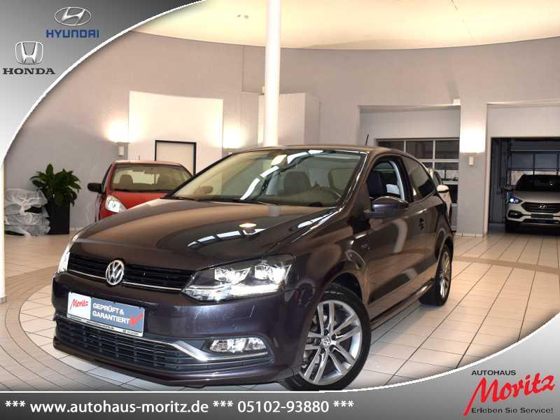 Volkswagen Polo 1.0i Lounge *NAVI*LED SCHEINWERFER*, Jahr 2015, Benzin