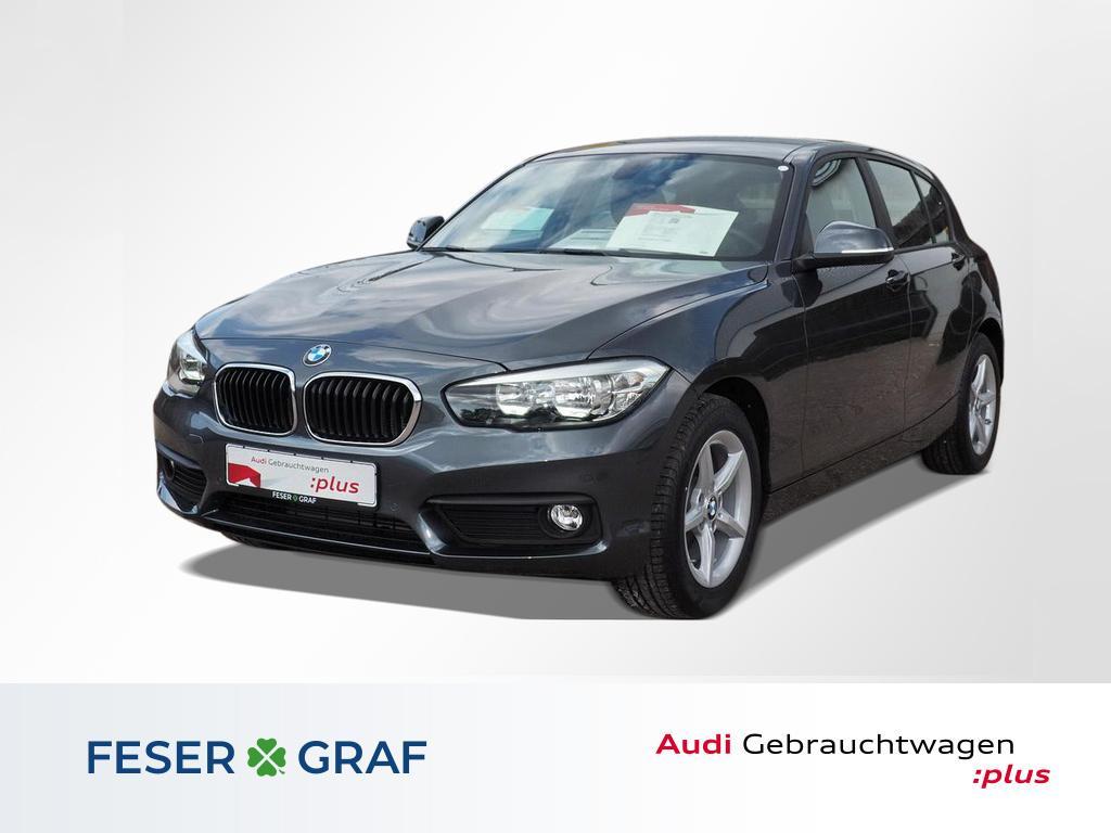 BMW 116 d Advantage Navi/Sitzhzg./PDC+/Tempomat, Jahr 2019, Diesel
