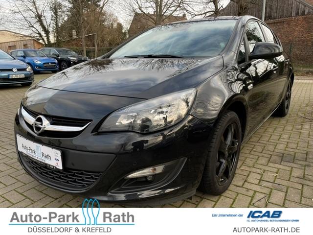 Opel Astra J 1.4 Style *Parkpilot*Navi*Sitzheizung*, Jahr 2015, Benzin