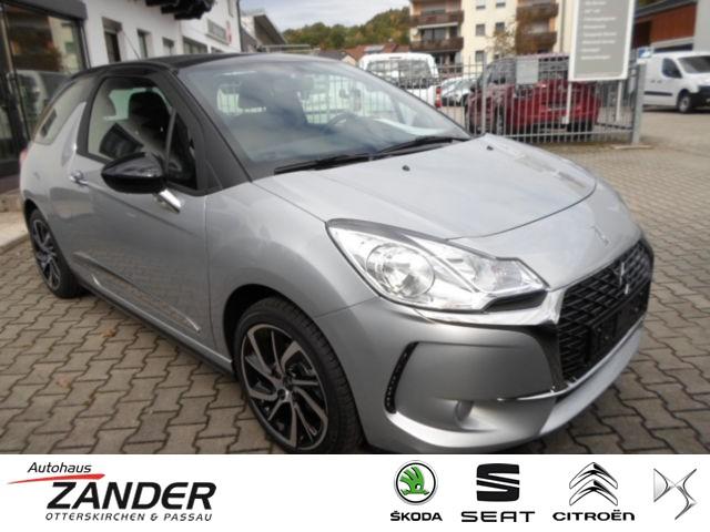 Citroën DS3 So Chic Pure Tech 82 Klima Einparkhilfe, Jahr 2018, petrol