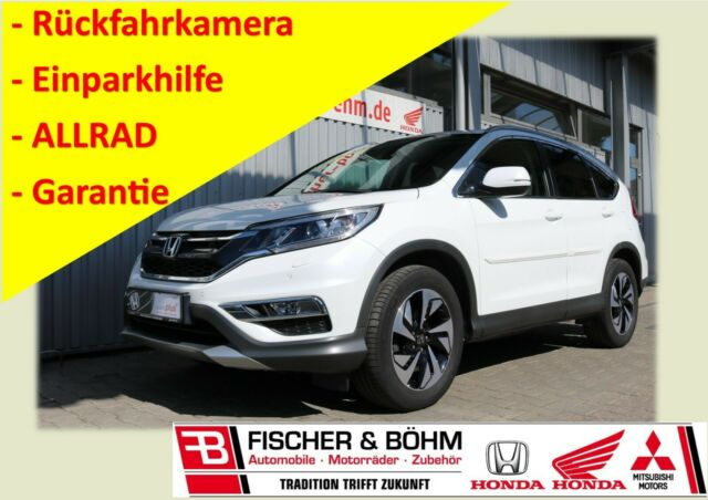 Honda CR-V Lifestyle 4WD Allrad + Kamera + Garantie, Jahr 2016, Benzin