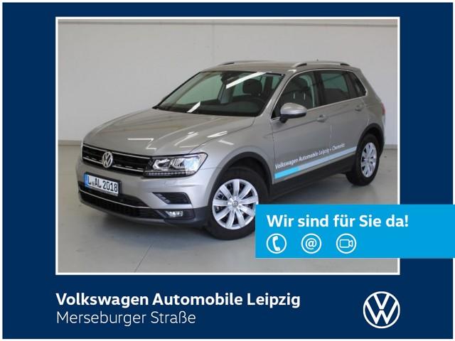 Volkswagen Tiguan 2.0 TDI Highline *AHK*ACC*LED*Navi*, Jahr 2019, Diesel