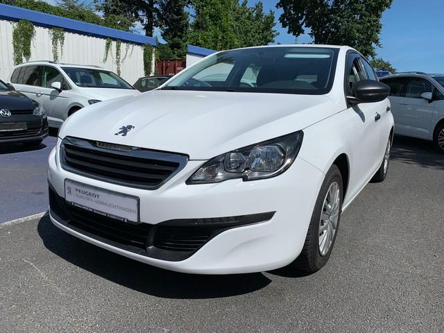 Peugeot 308 1.2 VTi 82 Access (EURO 6), Jahr 2015, Benzin