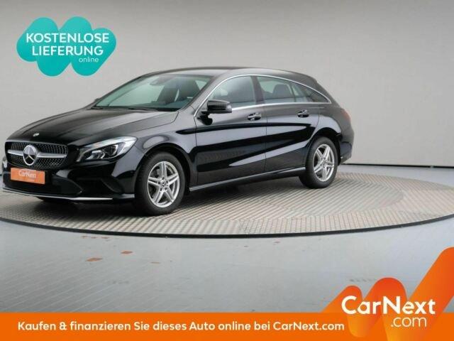 Mercedes-Benz CLA Shooting Brake 220 d 7G-DCT, Jahr 2018, Diesel