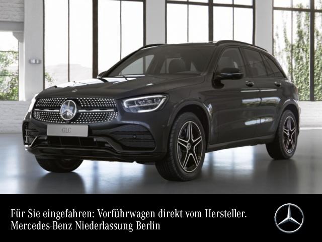 Mercedes-Benz GLC 220 d 4M AMG+Night+Pano+360+AHK+LED+Spur+Totw, Jahr 2020, Diesel