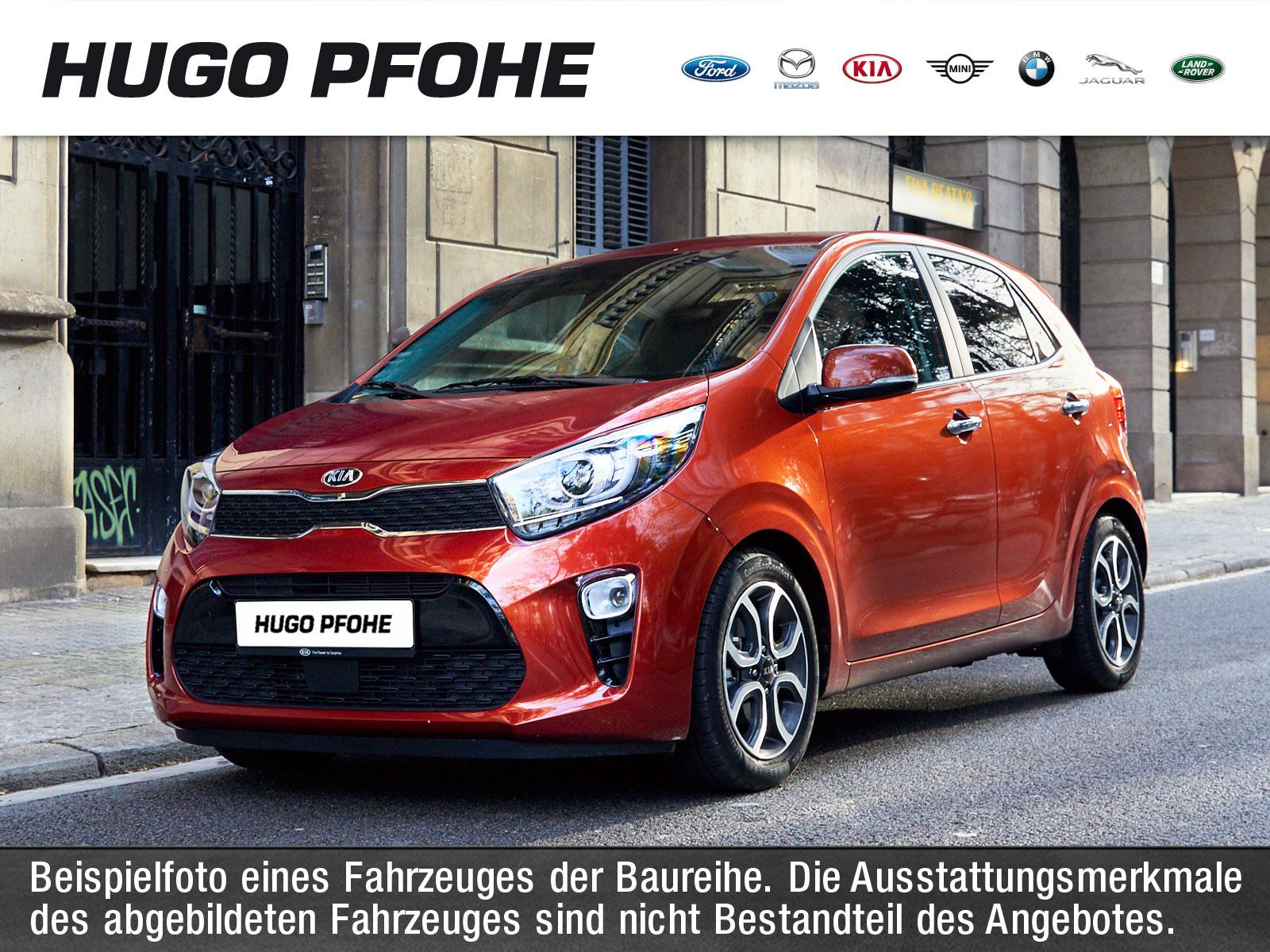 Kia Picanto Edition 7 1.0 49 kW. 5-türig, Jahr 2020, Benzin