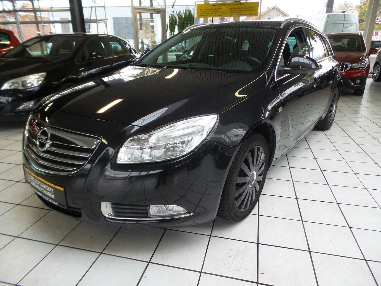 Opel Insignia A ST Edition, Navi, Klima, Automatik, Jahr 2013, Benzin