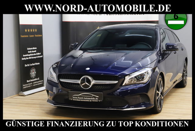 Mercedes-Benz CLA 250 4Matic Shooting Brake*LED*Navi*Pano*18*, Jahr 2016, Benzin