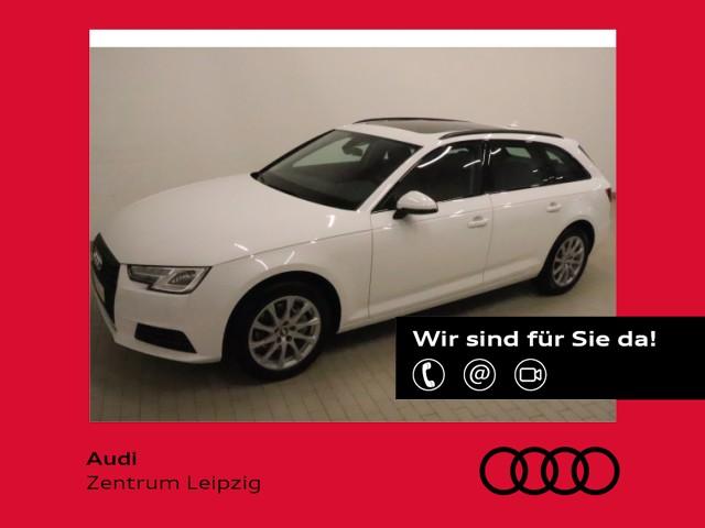 Audi A4 Avant 2.0 TDI basis quattro *Pano*SHZ*Xenon*, Jahr 2018, Diesel