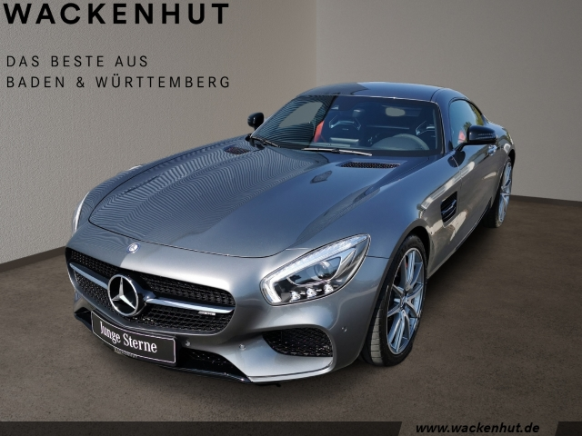 Mercedes-Benz AMG GT S Night LED Burmester Kamera Perf.AbGas, Jahr 2015, Benzin