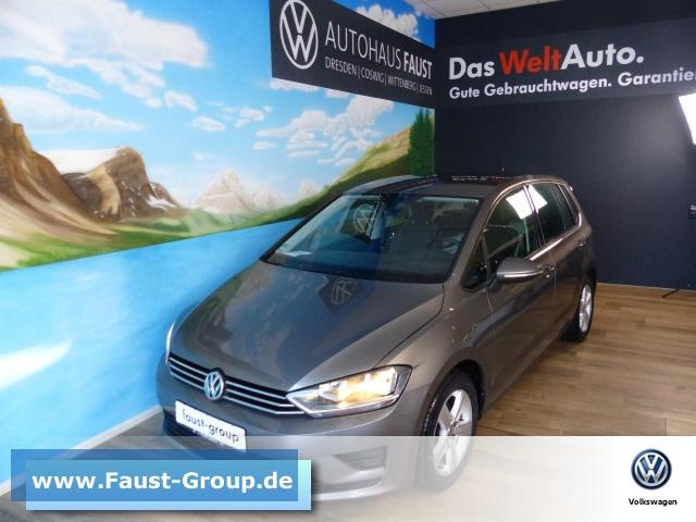 Volkswagen Golf Sportsvan Comfortline UPE 28000 EUR Navi, Jahr 2014, Benzin