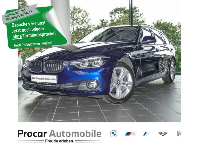 BMW 320i A Sport Line Head-Up HiFi LED Shz ab 0,15%, Jahr 2018, Benzin