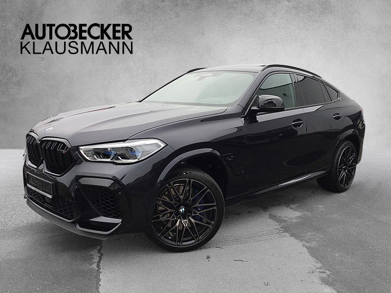 BMW X6 M Competition Gestiksteuerung B&W Surround, Jahr 2020, Benzin