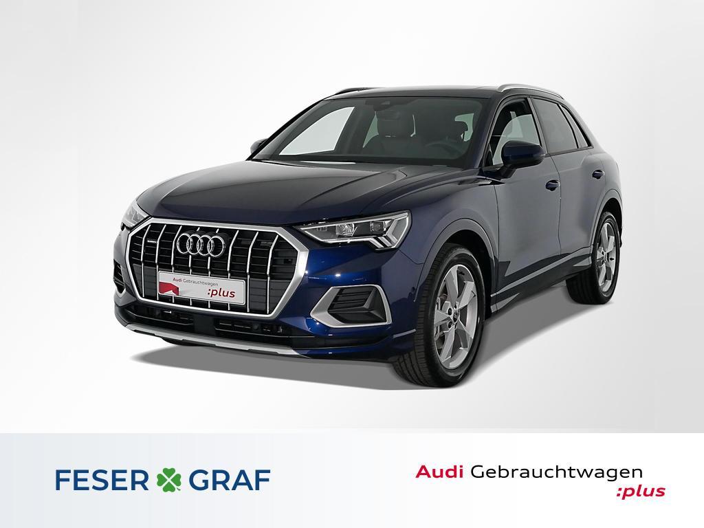 Audi Q3 adv. 40TDI q LED/Navi/Pano/Virtual/19 Zoll, Jahr 2021, Diesel